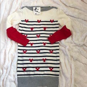 Disney gap kids sweater dress